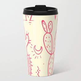 pattern21 Travel Mug