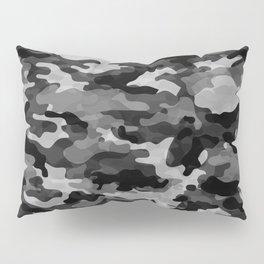 Camouflage (Gray) Pillow Sham