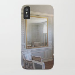 Through a glass iPhone Case