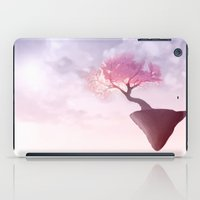 cherry blossom iPad Cases featuring Cherry Blossom by Stapanda