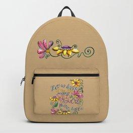 Let Us Dance III Backpack