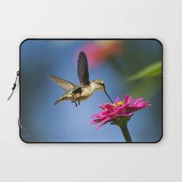 Hummingbird Flight Laptop Sleeve