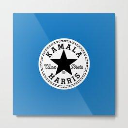 Kamala All Star Metal Print