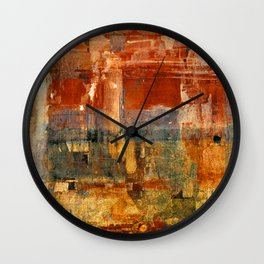"Quarup ""Kaurup"" Wall Clock"