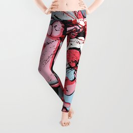 Guerre puDiche Leggings