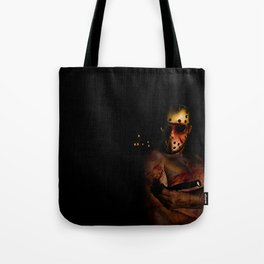he's a mummy's boy really Tote Bag