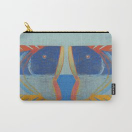 Tête de Poisson Carry-All Pouch