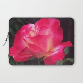 Grandma's Beautiful Rose Untouched Laptop Sleeve