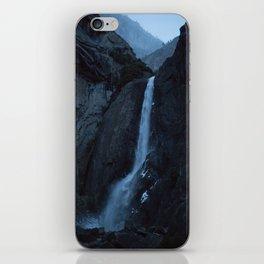 Lower Yosemite Falls iPhone Skin