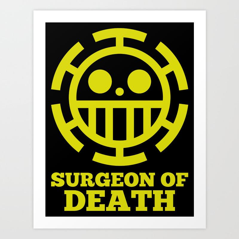 Surgeon Of Death Art Print By Pringpetungg Society6