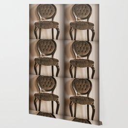 Antique Chair Wallpaper