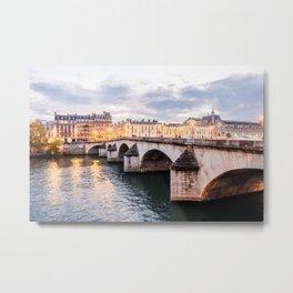Paris 48 Metal Print