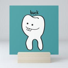 Buck Teeth Mini Art Print