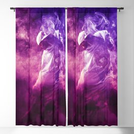 Hip Hop Dancer Blackout Curtain