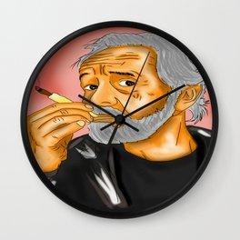Tommy Chong Wall Clock