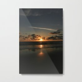 mystic sunset 1 Metal Print