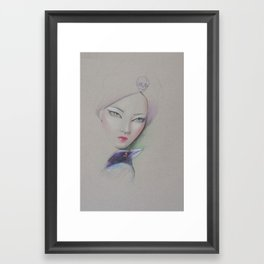 the rigid Framed Art Print