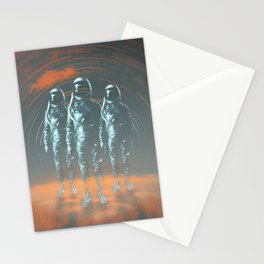 The Warriors Stationery Cards