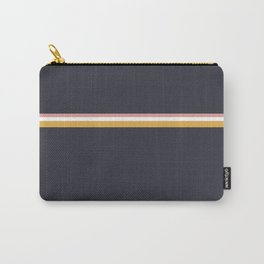 Minimal Pattern :: 3 Lines Carry-All Pouch