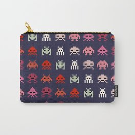 Space Aliens #3 Carry-All Pouch
