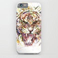 Tatewari Ute'a Tiger iPhone 6s Slim Case