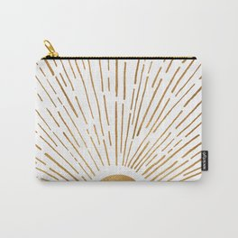 Let The Sunshine In Carry-All Pouch