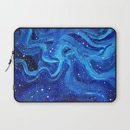 Galaxy Painting Acrylic Galaxy Art Laptop Sleeve