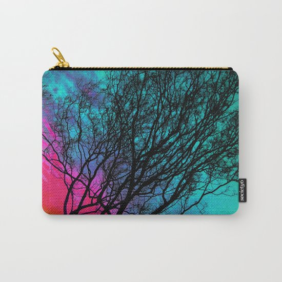 Behind The ol' Crape Myrtle Carry-All Pouch