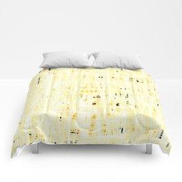 20190219 White Grid No. 4 Comforters