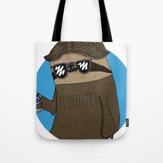 Slothster Tote Bag