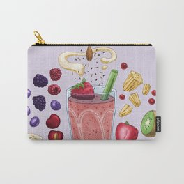 Smoothie Diagram Carry-All Pouch
