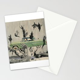 Overdrive Stationery Cards