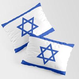 Flag of Israel Pillow Sham