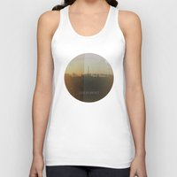 sunrise Tank Tops featuring SUNRISE by vasare photography