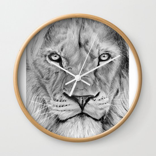 + WHAT YOU ARE + Wall Clock
