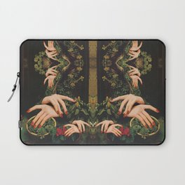 Touch Plants Laptop Sleeve