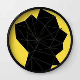 Human Head Wall Clock