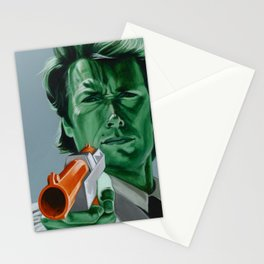"""""""Feel lucky, duck?"""" Stationery Cards"""
