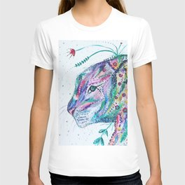 Tiger in the Garden T-shirt