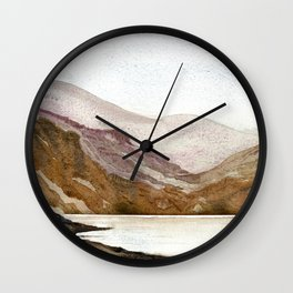 Intermingling Wall Clock