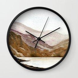 Intermingling Wall Clock