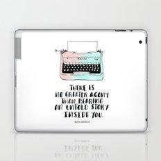 WRITE Laptop & iPad Skin