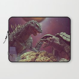 Godzilla VS Gamora  Laptop Sleeve