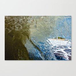 The Tube Collection p5 Canvas Print