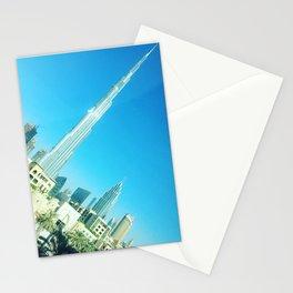 Dubai mirage Stationery Cards