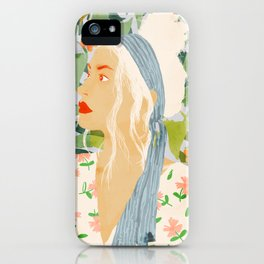 Meera iPhone Case