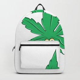 fun marijuana cartoon Backpack