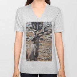 Kudu 2 Unisex V-Neck