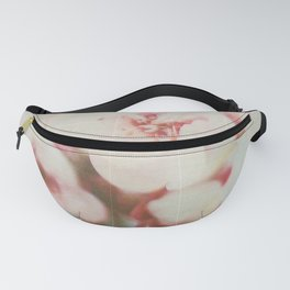 Pink Pastel Blossoms Fanny Pack