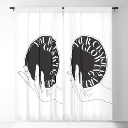 Your Chakras are glowing - Spiritual Healing Energy Art Blackout Curtain